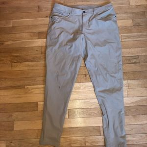 Men's Lululemon athletic pants bottoms